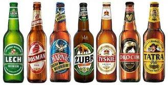 Las cervezas polacas
